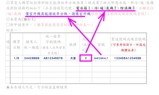 貨物稅申請教學-2(by.淨寶冷氣)